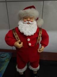 Papai Noel anos 80 relíquia oportunidade
