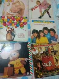Vendo diversos discos de vinil