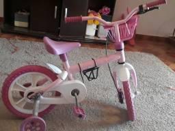Vendo bicicleta estado de novo