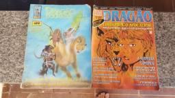 Revistas Dragão Brasil - RPG