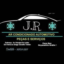 Jr ar-condicionado automotivo