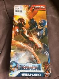 Quebra-cabeça Marvel