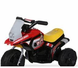 Moto elétrica infantil zerada pra criança ate 2 anos