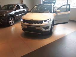 JEEP  COMPASS 2.0 16V FLEX LIMITED 2018 - 2018