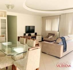 Apartamento com 4 dormitórios, 124 m² - jardim satélite - são josé dos campos/sp
