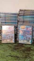 CD e Dvd vendo tudo 200 peças R$100,00