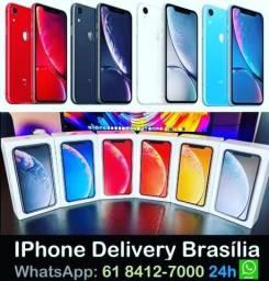IPhone XR ( 12X Sem Juros + Nota Fiscal )