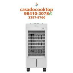 Climatizador Double Tank de Ar Cadence Climatize - 220V Fuja do Calor