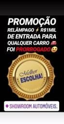 Recuse IMITAÇÕES!! R$1MIL DE ENTRADA SÓ NA SHOWROOM AUTOMÓVEIS! - 2013