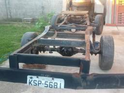 Chassis documentado disel