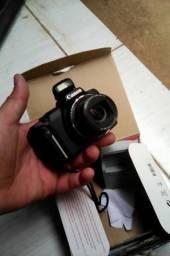 Camera cannom top