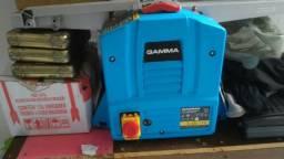 "Desempenadeira Gamma 8"" e Plaina Eletrica Manual"