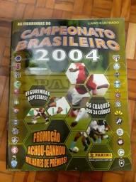 Livro Campeonato Brasileiro 2004