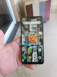 Xioami Mi 8 Lite 64GB 4 de RAM leitor facial biométria dual chip