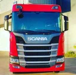 Scania R500 6X4 top de linha 2019 0KM - 2019
