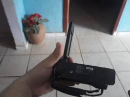 Camera de Filmar semi profissional Zoon otico de 32x