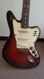 Guitarra Giannini SuperSonic anos 60