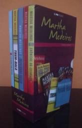 Box Martha Medeiros - Crônicas e Poemas