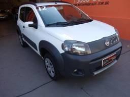 Fiat Uno Way Financia 100% - 2012