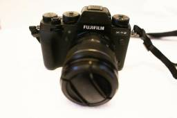 Corpo Fuji Fujifilm Xt2