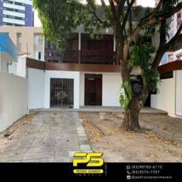Casa com 4 dormitórios à venda por R$ 800.000 - Aeroclube - João Pessoa/PB