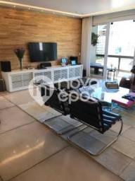 Apartamento à venda com 3 dormitórios em Leblon, Rio de janeiro cod:LB3AP16472