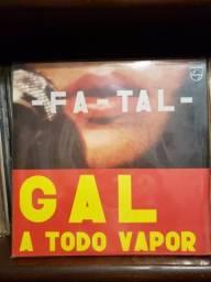 DISCOS de vinil Gal a todo vapor