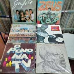 Grafite Lp vinil, disco original