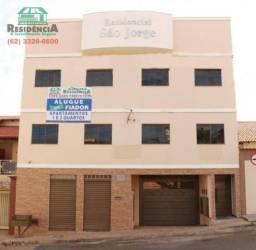 Apartamento com 1 dormitório para alugar, 33 m² por R$ 750,00/mês - Maracananzinho - Anápo