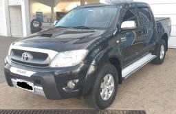 Hilux 2011 srv c.dup 3.0 diesel - 2011