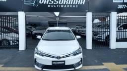Toyota.Corola GLI.17/18 Aut. 1.8 Cvt. Branco - 2018