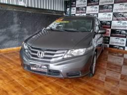 Honda City Automático - 2013