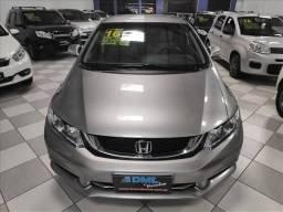 CIVIC 2015/2016 2.0 LXR 16V FLEX 4P AUTOMÁTICO - 2016