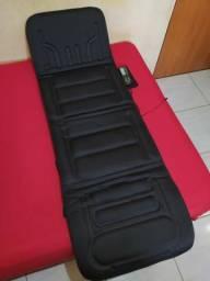 Colchonete Massageador 10 Motores, Magnético, Infravermelho