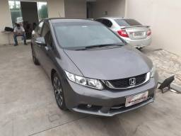 Civic 2.0 LXR Flexone Automático!!!! - 2015