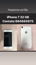 iPhone 7 novinho 1 ano de uso