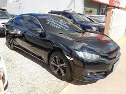 Honda Civic Sport Ano 2017 Completo