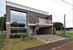 Sobrado Novo no Condomínio Safira com 3 dormitórios à venda, 238 m² - Foz do Iguaçu/PR