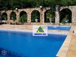 Chácara com 5 dormitórios para alugar, 2000 m² por R$ 6.000/mês - Jardim Boa Vista - Horto