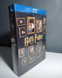 Box Harry Potter blu-ray lacrado