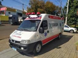 Ambulância para locação