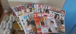 Revistas Variadas Tricô