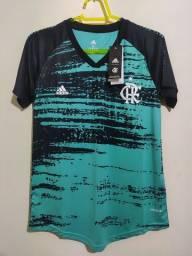 Flamengo Feminina pré jogo P