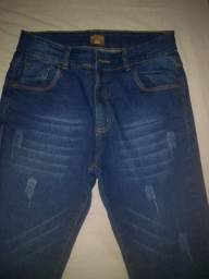 calça skinny 42 masculina