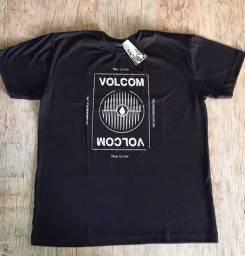 Camisetas Fio 30.1 multimarcas no atacado