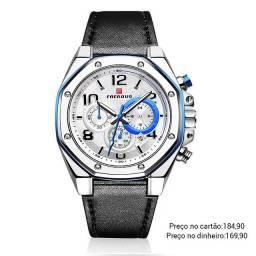 Relógio masculino original Faerduo