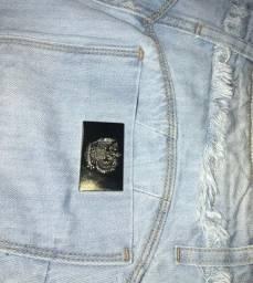 Short jeans lla menina