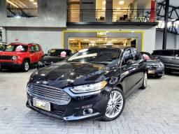 [Blindado] Ford Fusion 2.0 Titanium FWD 16V Gasolina 4P Automático 0115