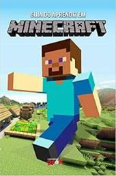 Livro Guia Do Aprendiz Em Minecraft