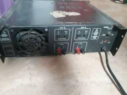 Amplificador wattson do 4000